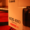 Canon EOS 400D, le début de la fin ?